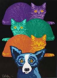 mardi gras cats